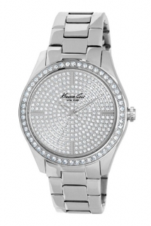 Kenneth Cole Classic Silver Tone KC4959