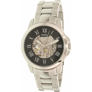 Fossil Grant ME3103 Silver Automatic Watch