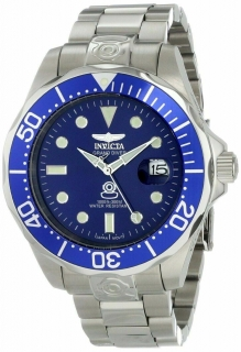 Invicta 3045 Pro Diver Collection Grand Diver Automatic