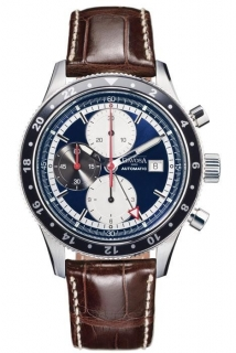 Davosa World Traveller Automatic Chronograph 16150245