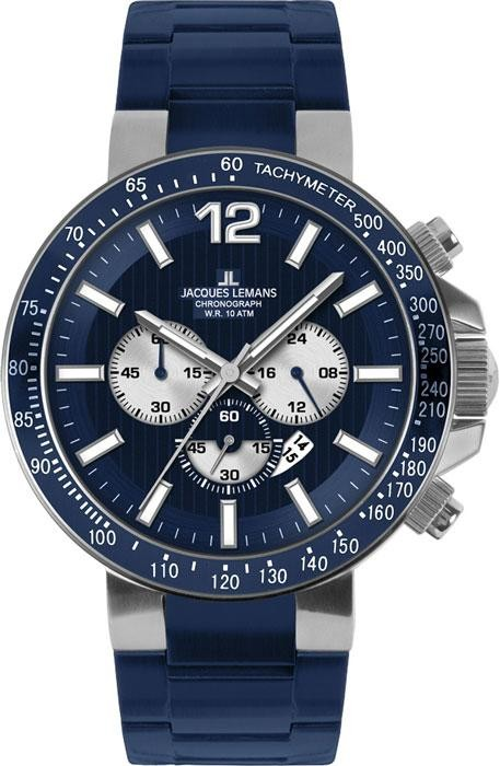 Jacques Lemans Milano Chronograph 1-1696C