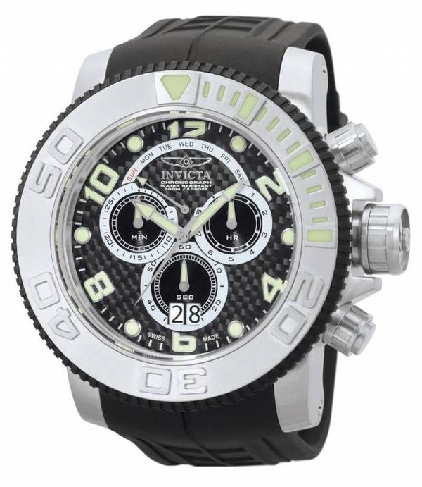 INVICTA SEA HUNTER 0412