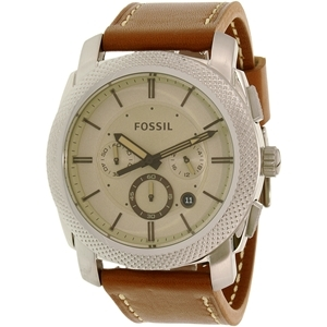 Fossil Machine FS5131 Silver